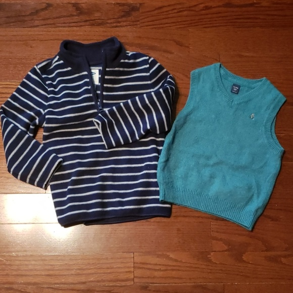 GAP Other - Gap and Old Navy size 5 sweaters
